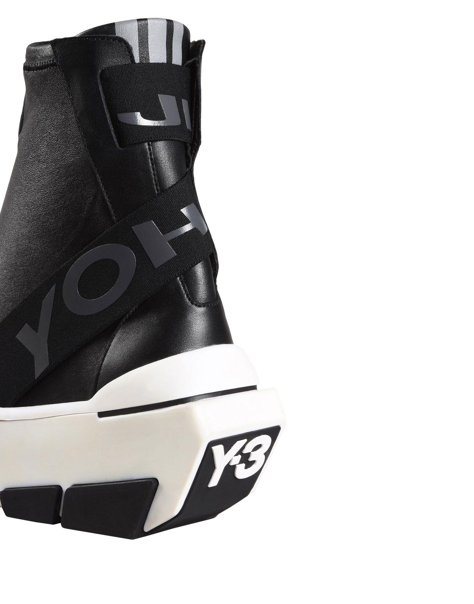 Y-3 MIRA BOOT SHOES woman Y-3 adidas