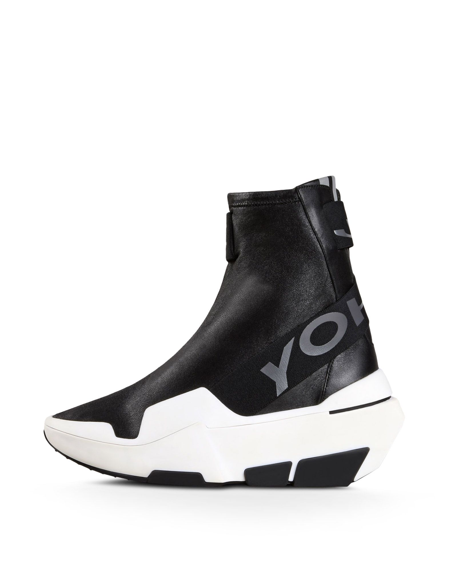 a99e5b25c ... Y-3 Y-3 MIRA BOOT High-top sneakers Woman f ...