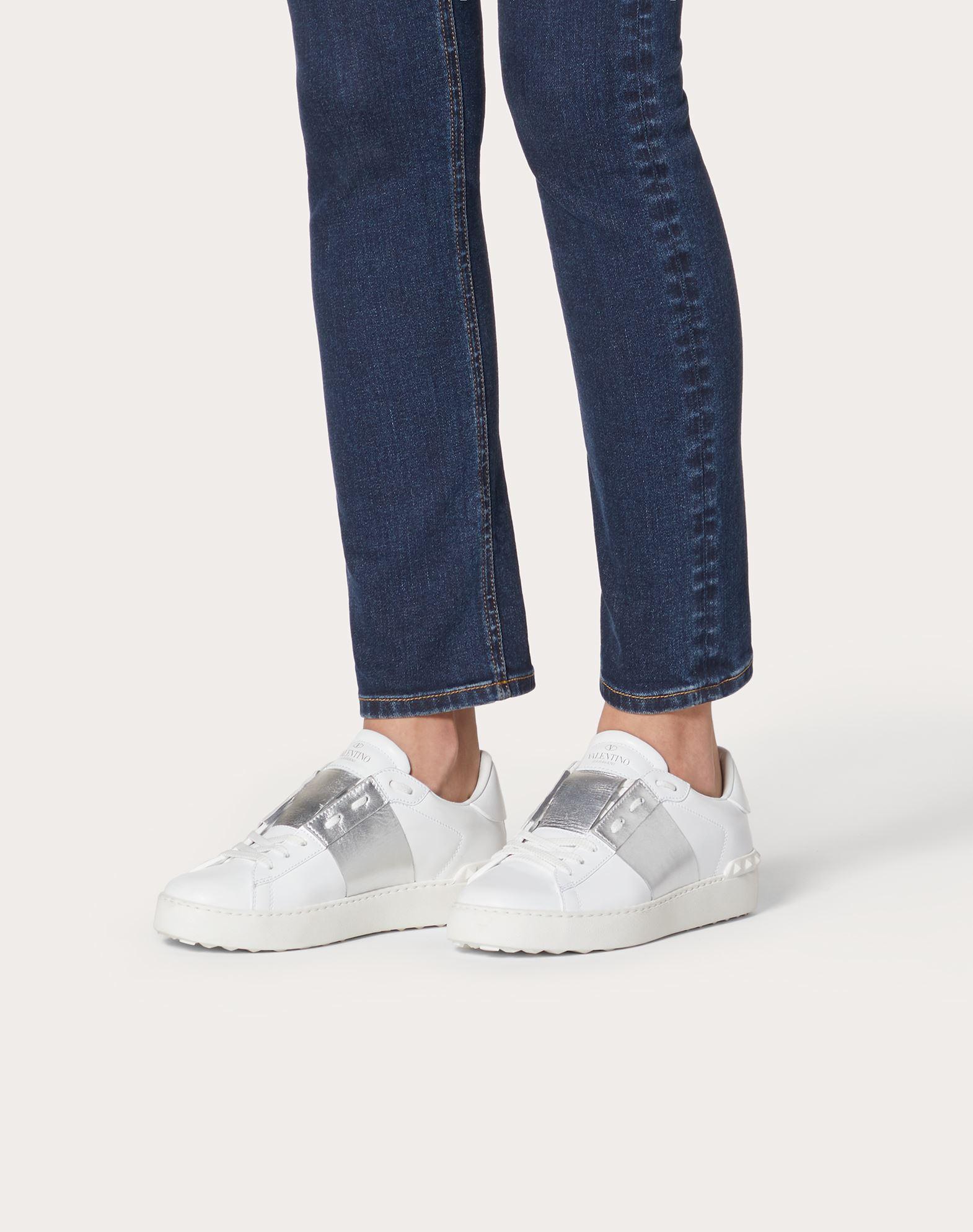 VALENTINO GARAVANI Open Sneaker LOW-TOP SNEAKERS D b