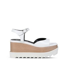 STELLA McCARTNEY Wedges D Copper Elyse Star Shoes f