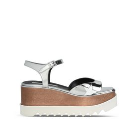 STELLA McCARTNEY Wedges D Indium Elyse Star Sandals f