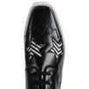 STELLA McCARTNEY Black Elyse Woven Star Shoes Wedges D a