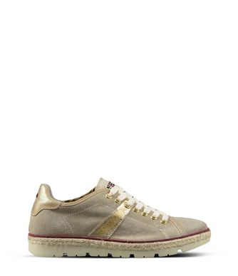 NAPAPIJRI LYKKE WOMAN TRAINERS,LIGHT GREY