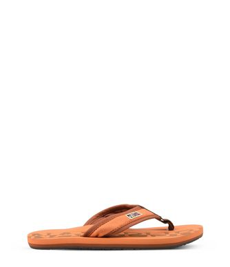 NAPAPIJRI TOLEDO MAN FLIP FLOPS,ORANGE