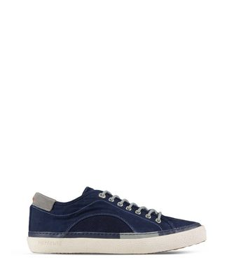 NAPAPIJRI JAKOB MAN TRAINERS,DARK BLUE