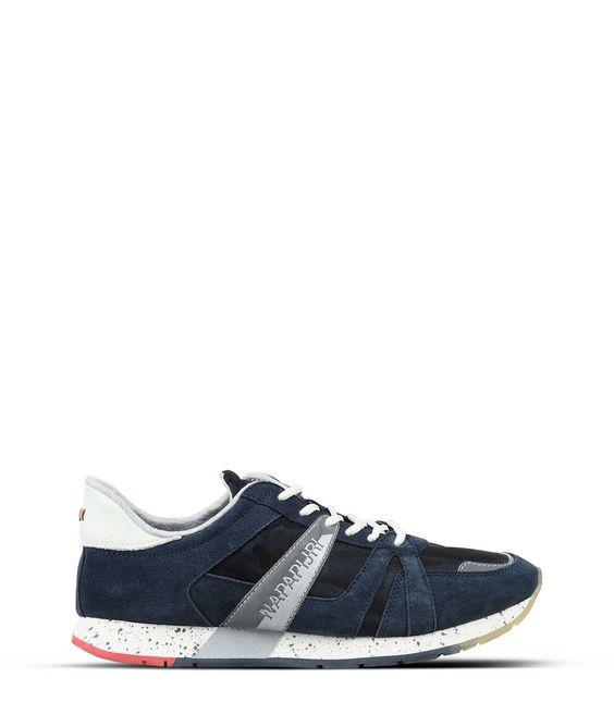 NAPAPIJRI RABARI SUEDE Sneakers U f