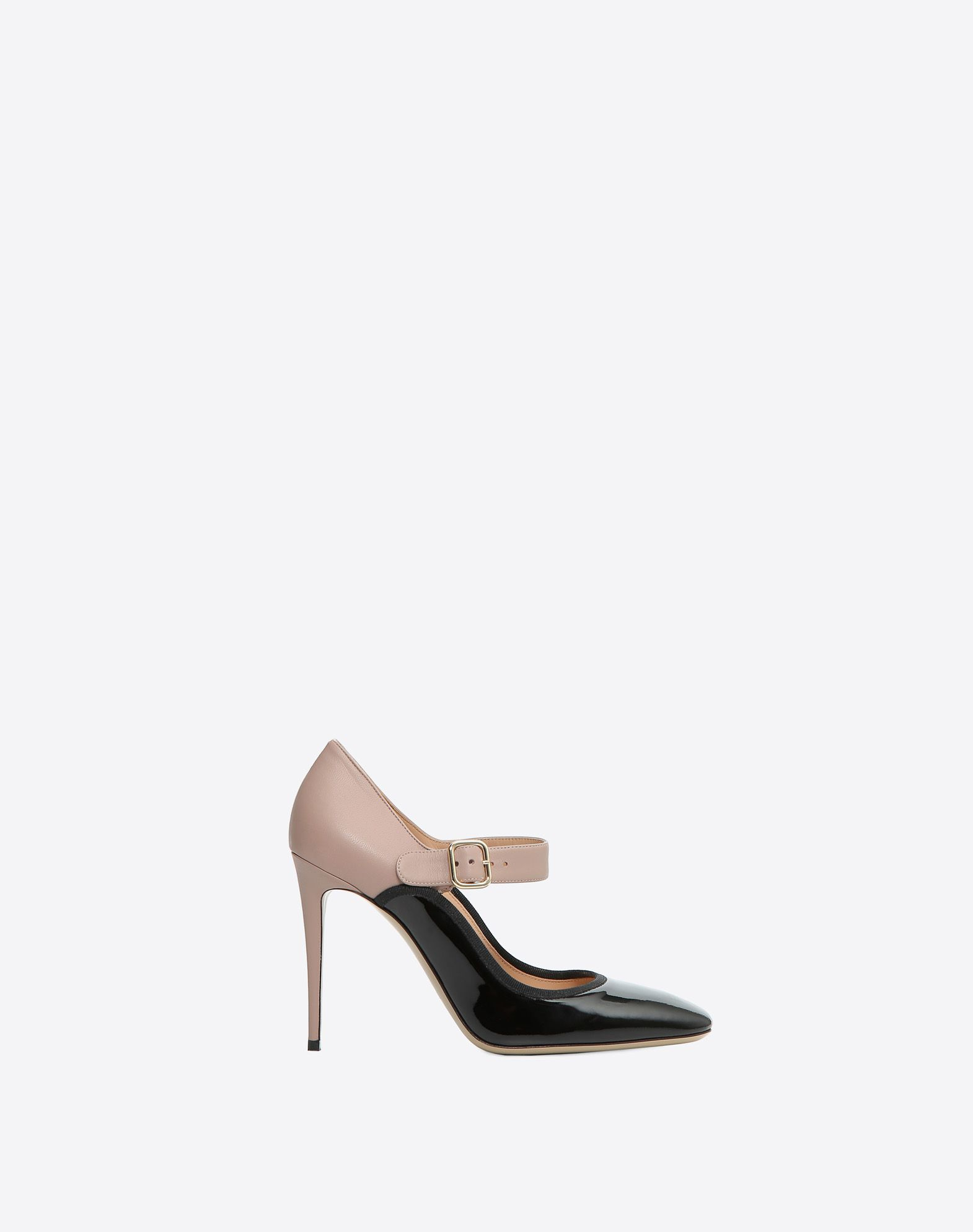 VALENTINO Varnished effect Two-tone pattern  11137336di