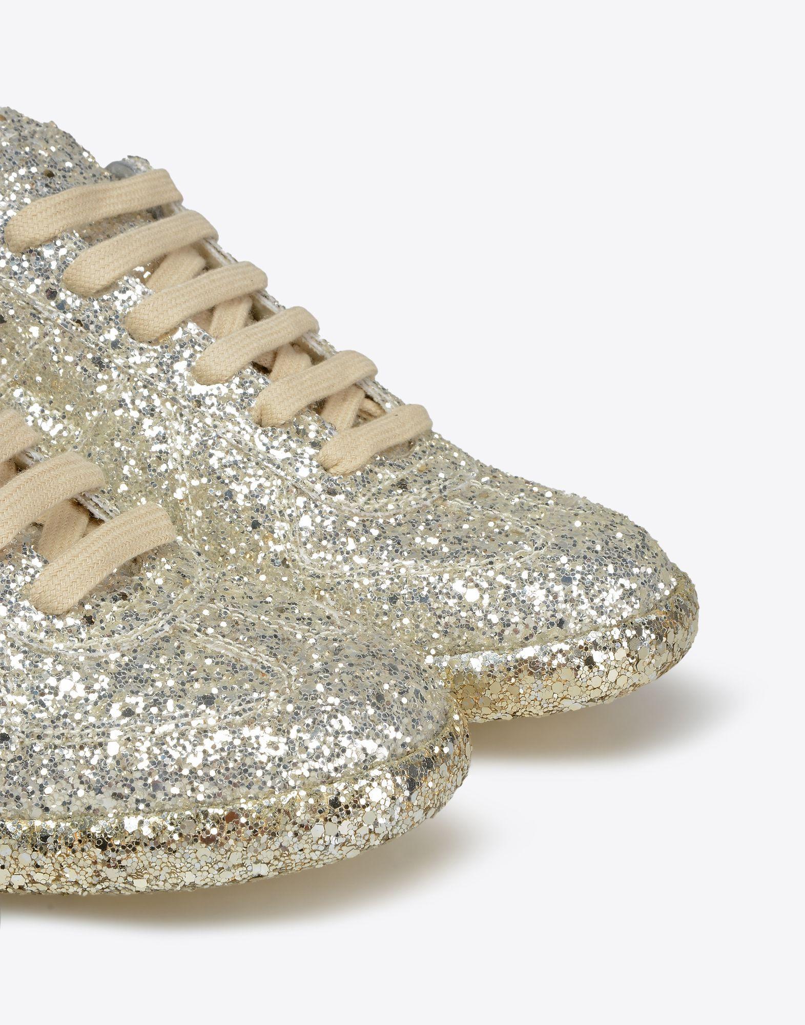 MAISON MARGIELA Sneakers «Replica» avec paillettes Sneakers Femme e