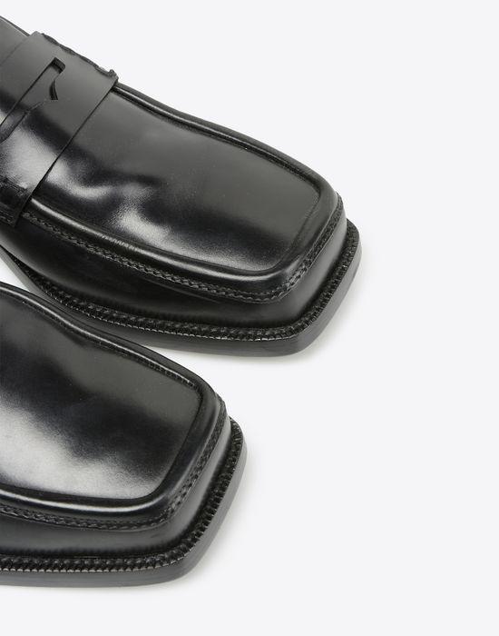 MAISON MARGIELA 22 Mocassins in calfskin leather Moccasins Man a