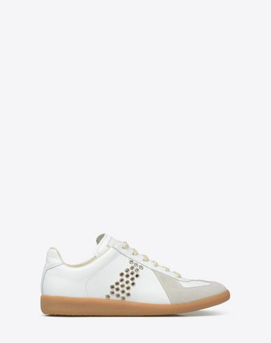 MAISON MARGIELA 22 Sneakers U 'Replica' sneakers with applicated eyelets f
