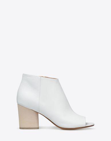 MAISON MARGIELA 22 Sandals D Calfskin sandals with open-toe f