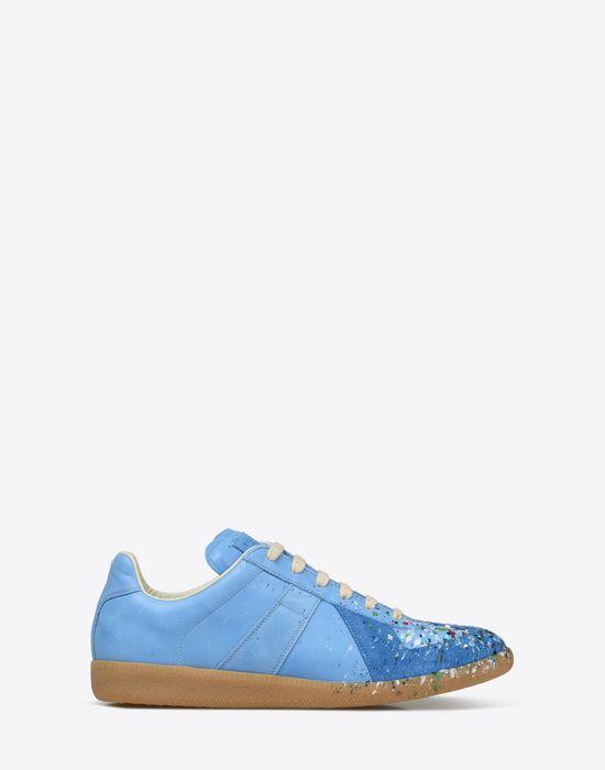 2ebdb22a12d Maison Margiela'replica' Paint Drop Sneakers Men | Maison Margiela ...