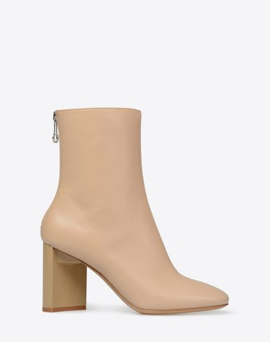 MAISON MARGIELA 22 Ankle boots D Ankle boots with asymmetric block heel f