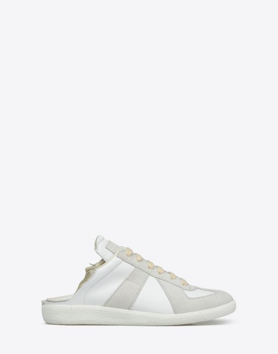 Replica mule sneakers - Black Maison Martin Margiela Ytle14