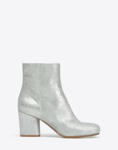 MAISON MARGIELA 22 Ankle boots D Metallized ankle boots f