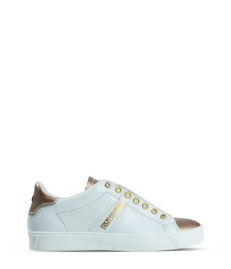 NAPAPIJRI MINNA WOMAN TRAINERS,WHITE