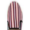 STELLA McCARTNEY MEN Striped Canvas Slip-on Sneakers Men Sneakers U a
