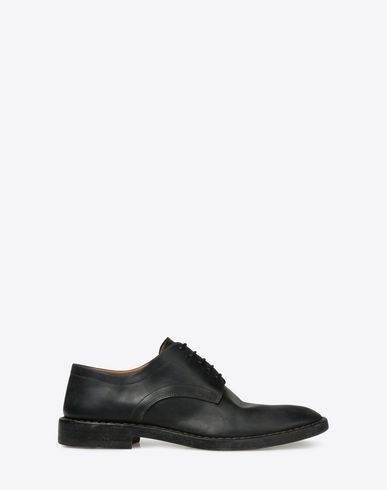 MAISON MARGIELA 22 Laced shoes U Vintage treatment derby shoes f