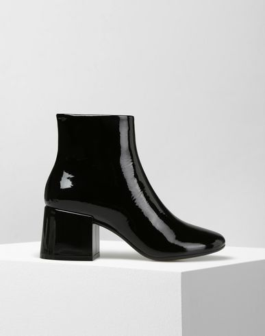 MM6 by MAISON MARGIELA Ankle boots D Patent leather ankle boot f