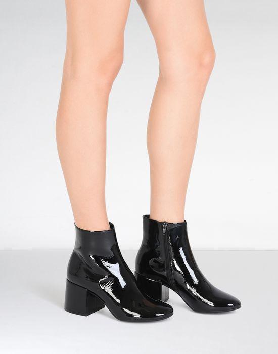 512b6f675d480 Maison Margiela Patent Leather Ankle Boot Women | Maison Margiela Store