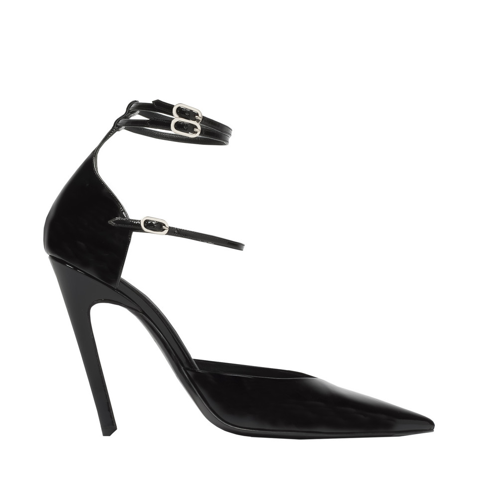 BALENCIAGA Slash Shoes D Slash Heel Pump D'orsay f