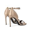 STELLA McCARTNEY Silk Satin Sandals Courts D d