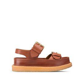STELLA McCARTNEY Sandals D Praline Buckle Sandals f