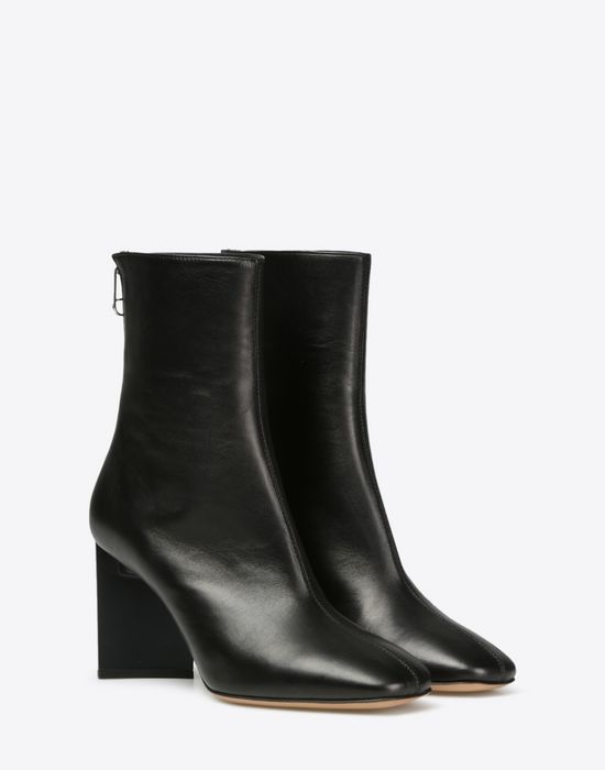 hot-selling discount how to buy fine craftsmanship Maison Margiela Ankle Boots With Asymmetric Block Heel Women
