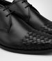 BOTTEGA VENETA NERO CALF LUTON SHOE Lace Up Man ap