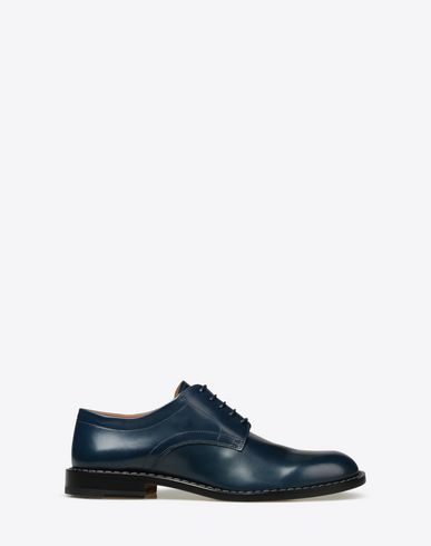 MAISON MARGIELA 22 Bottines U Derbies en cuir de veau f