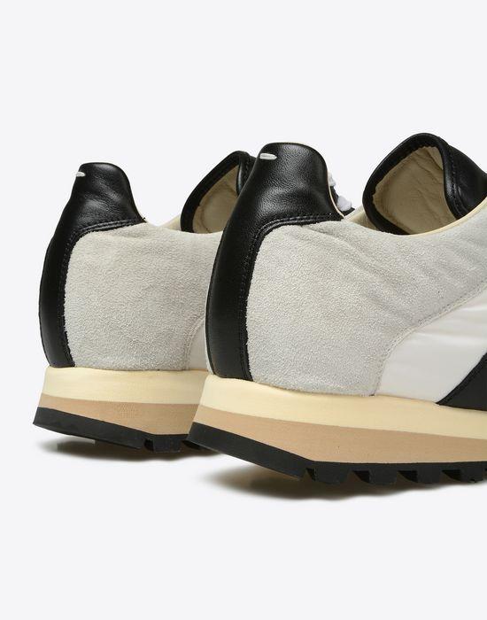 Maison Margiela Painted Retro Runner Sneakers 8Udh6OnYL2
