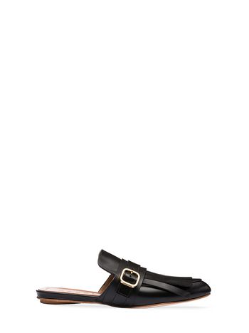 Marni Mule in mono-coloured calfskin  Woman