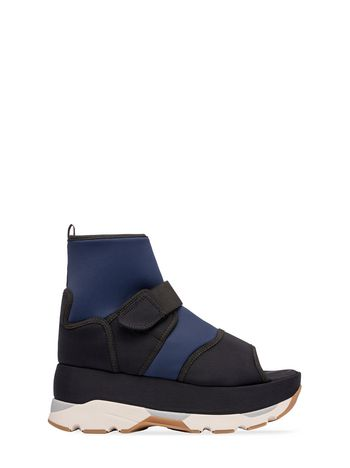 Marni Sneaker in techno fabric  Woman