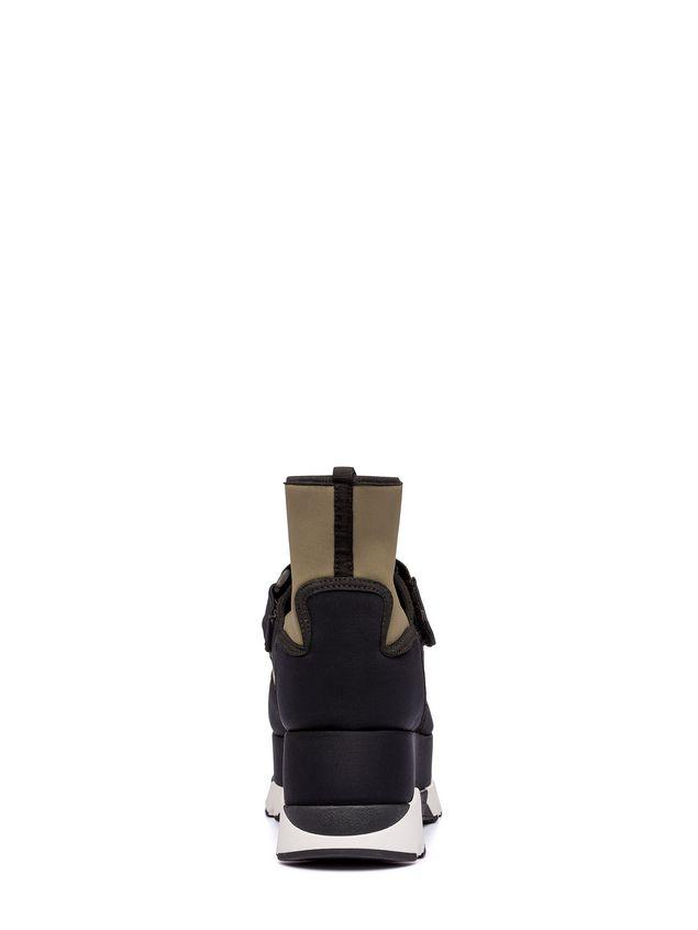 Marni Open-toed sneaker in fabric  Woman