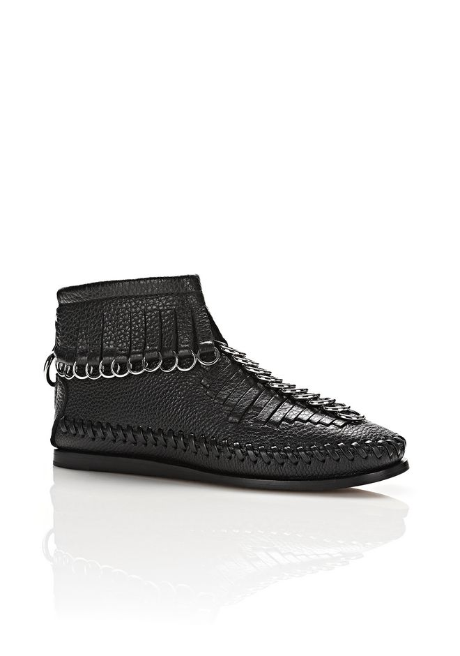 ALEXANDER WANG new-arrivals-shoes-woman MONTANA FRINGE BOOT