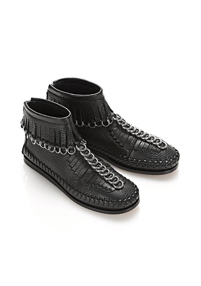 ALEXANDER WANG MONTANA FRINGE BOOT BOOTS Adult 12_n_r