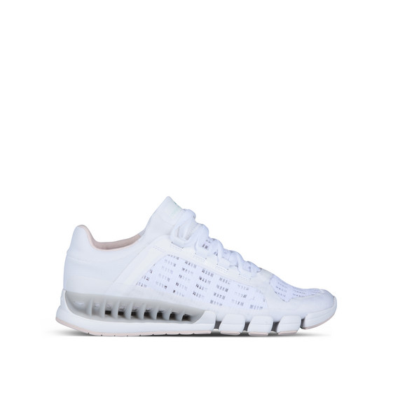 White ClimaCool Running Shoes