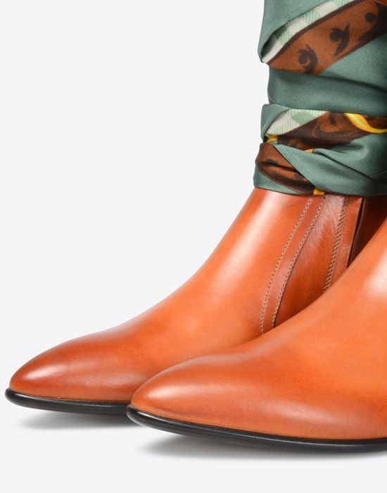 MAISON MARGIELA 22 Foulard ankle boots Ankle boots Woman a