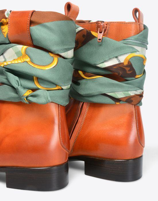 MAISON MARGIELA 22 Foulard ankle boots Ankle boots Woman e