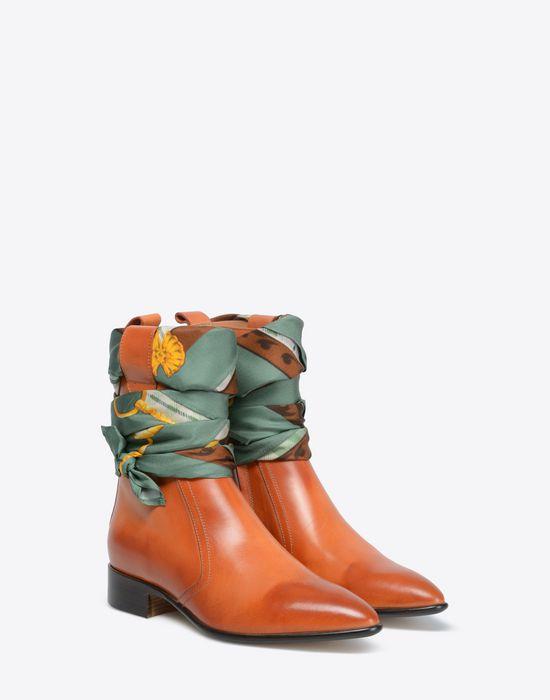 MAISON MARGIELA 22 Foulard ankle boots Ankle boots D r