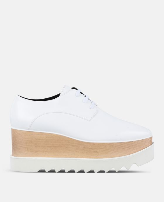 Chaussures Elyse blanches