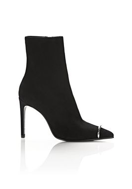 KINGA HIGH HEEL SUEDE BOOT