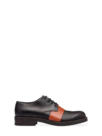 Marni Lace-up in calfskin Man