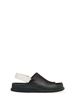 Marni Hook-and-loop Fussbett sandal Man