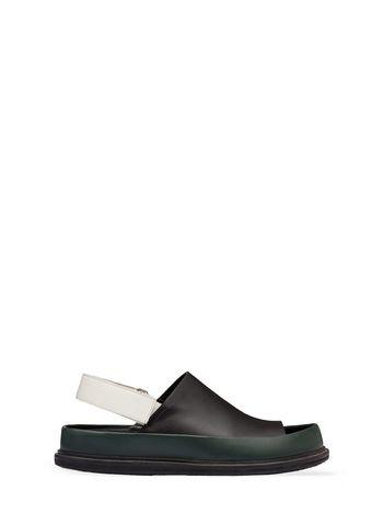 Marni Calfskin sandal Man