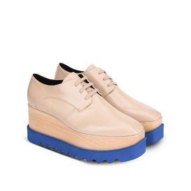 Beige Elyse Shoes