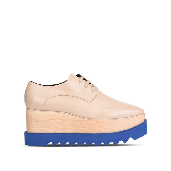 Beige Elyse Shoes