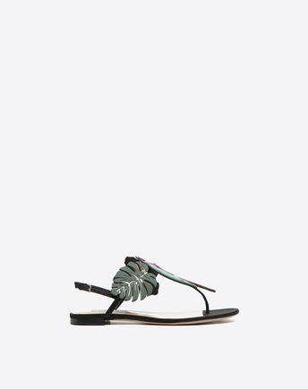 VALENTINO Decorated Flip Flop  11179383GO