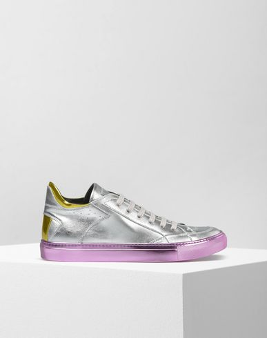 MM6 by MAISON MARGIELA Sneakers D Laminated leather sneakers f