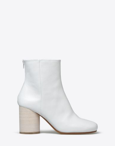 MAISON MARGIELA 22 Ankle boots D 'Socks' calfskin ankle boots f